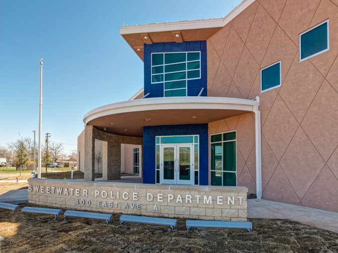 Sweetwater Police Department Integribuilt Roofing